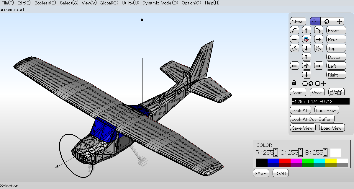 README] Free Aircraft Design Software - YSFlight Headquarters