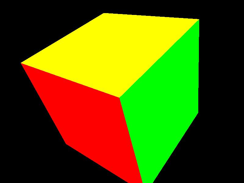 Minimalist's C++ OpenGL Programming Template for Windows